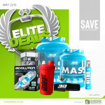 Chrome Supplements & Accessories promotion