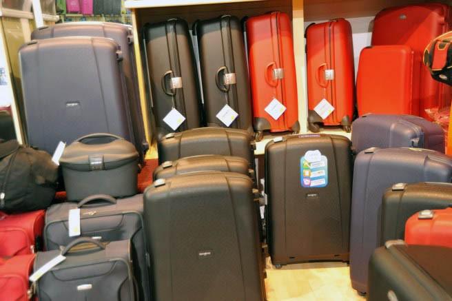 Diplomat Luggage
