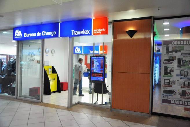 Travelex Retail Foreign Exchange