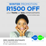 Spec-Savers promotion