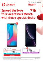 Vodacom Shop promotion