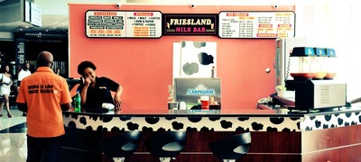 Friesland Milk Bar