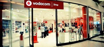 Vodacom Shop