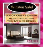 Winston Sahd promotion