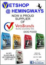 Hemingways Mall Shop Promotion
