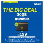 Telkom Mobile promotion