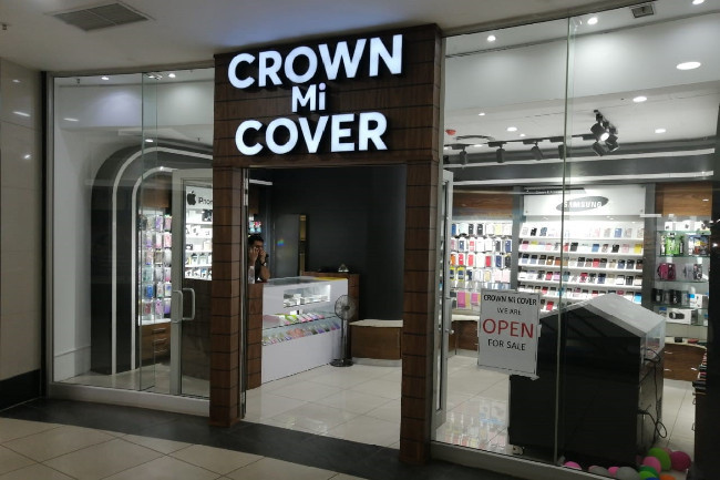 Crown Mi Cover