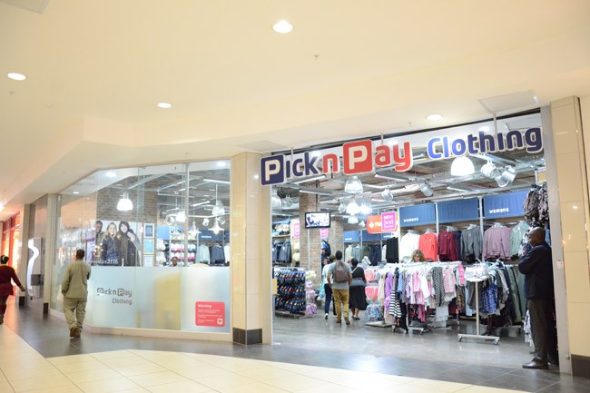 Pick 'n Pay Clothing