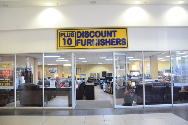 Plus 10 Discount Furnishers