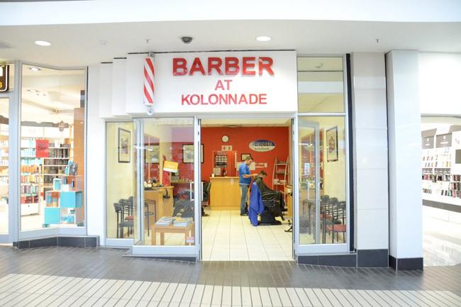 Barber @ Kolonnade