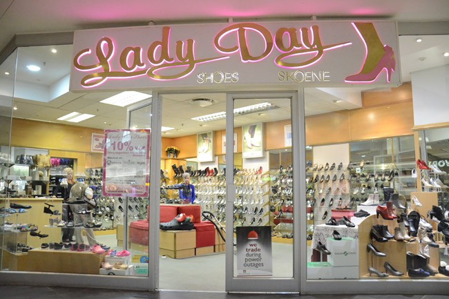 Lady Day Shoes