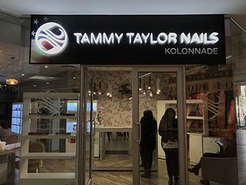 Tammy Taylor Nails Kollonade