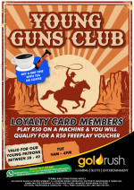 Goldrush promotion
