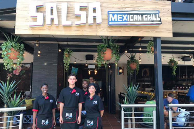 Salsa Mexican Grill