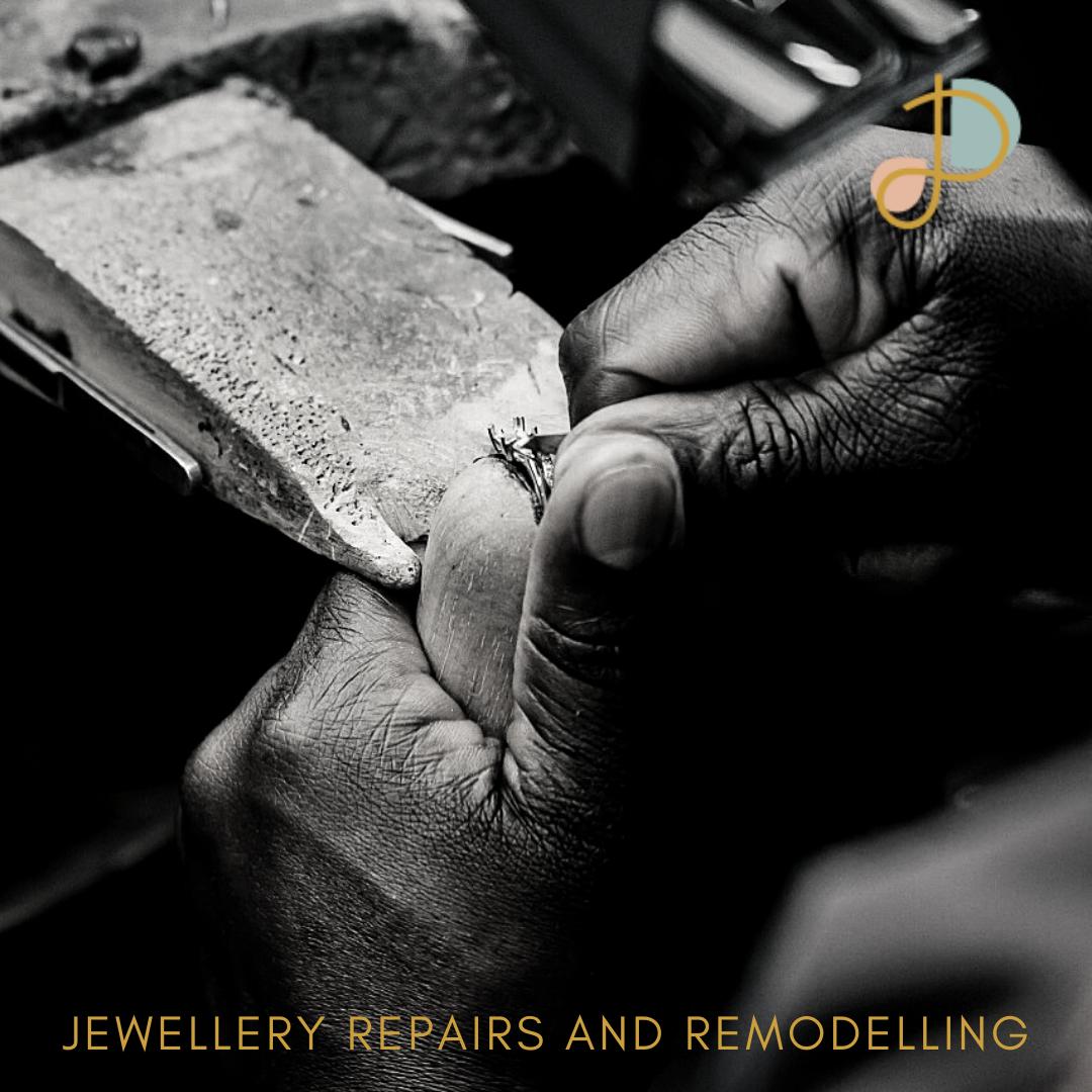 Pearl and Diamond Designs