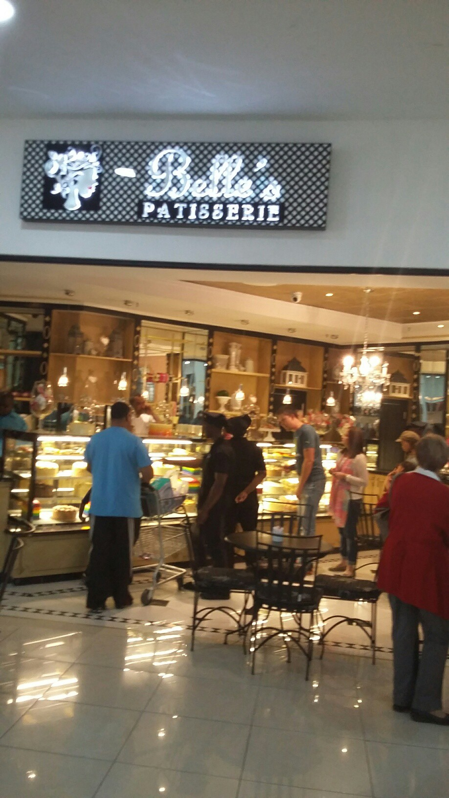 Belle's Patisserie