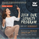 Big Blue promotion