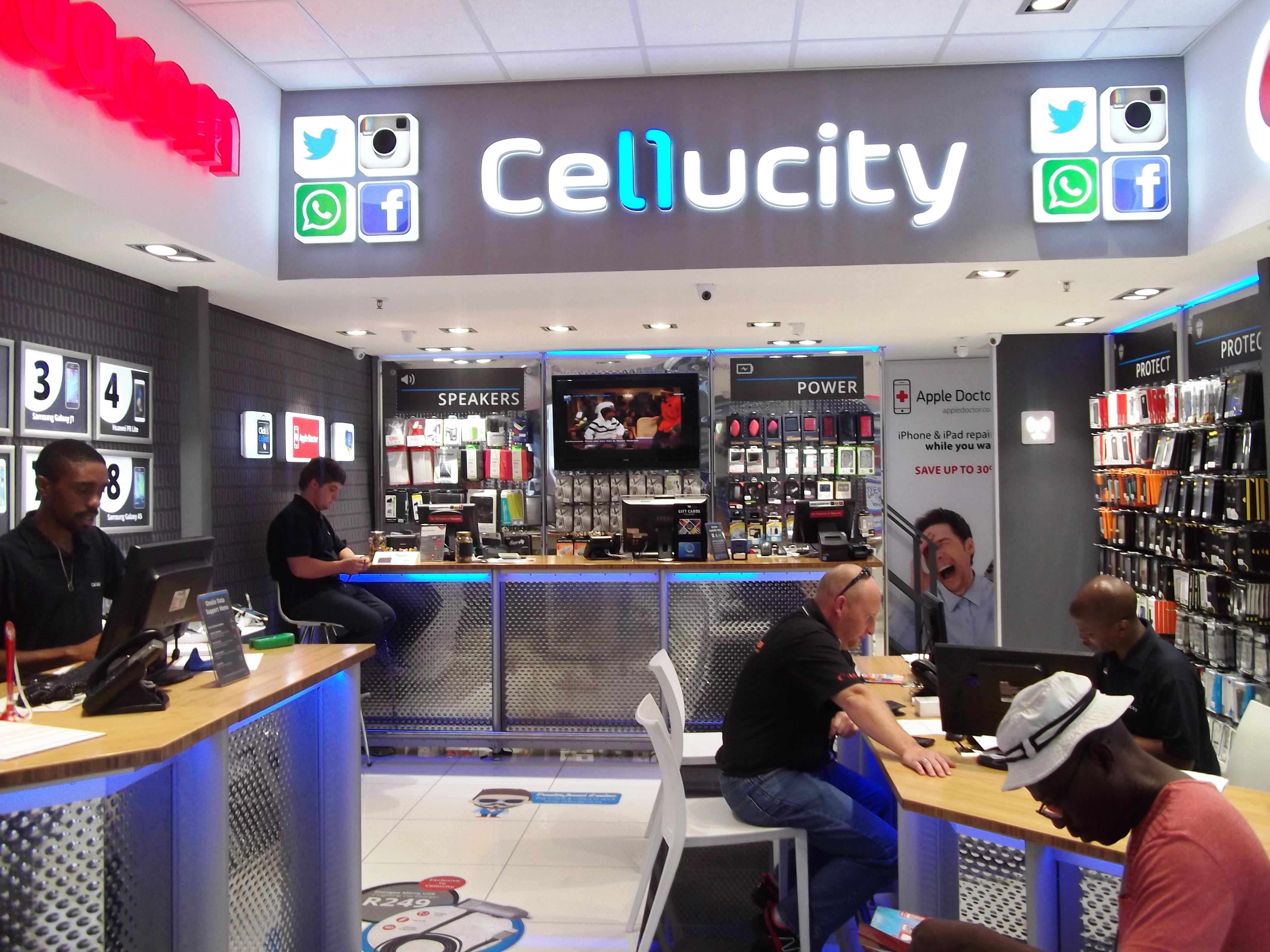 Cellucity