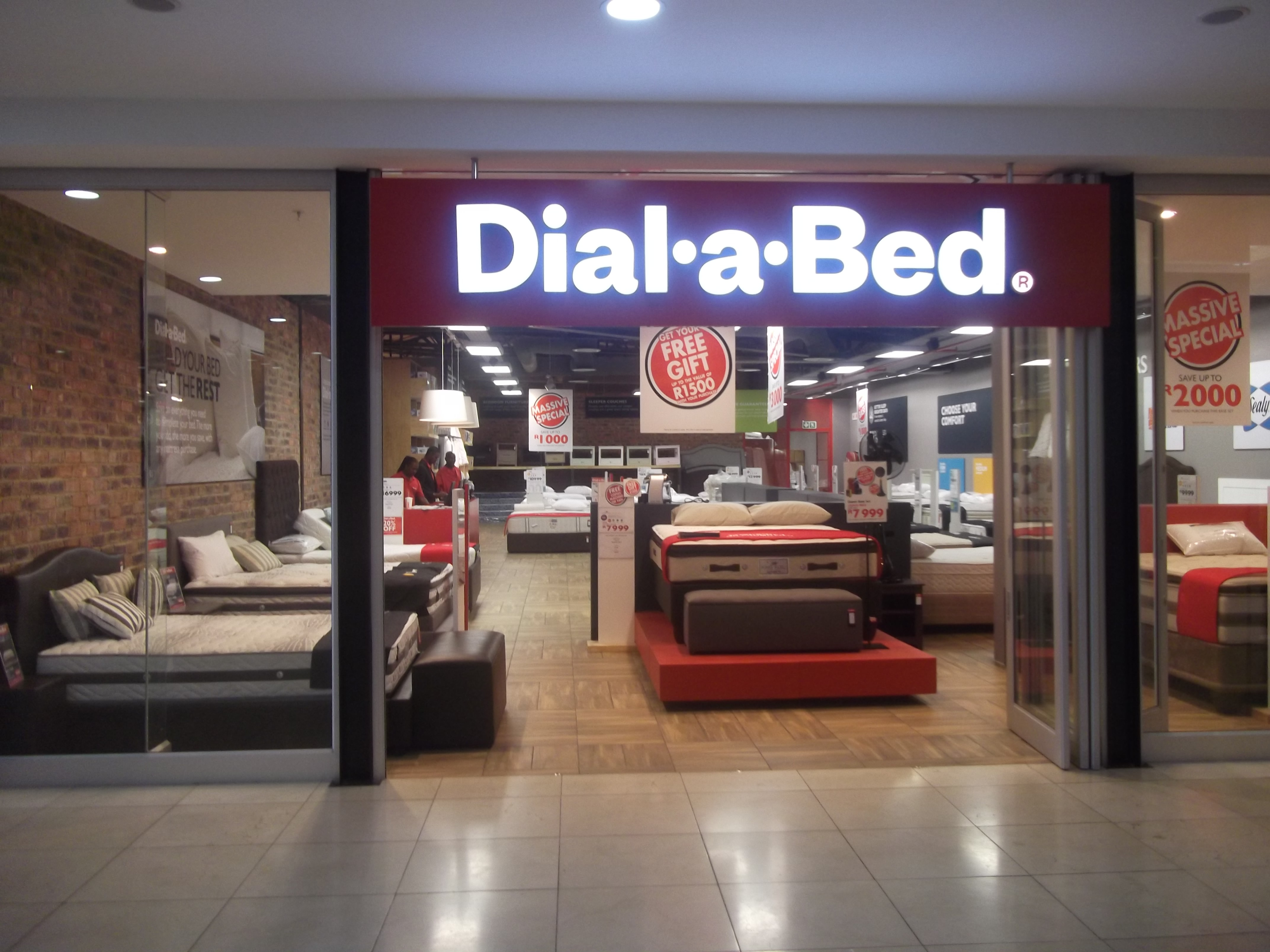 Dial - a - Bed