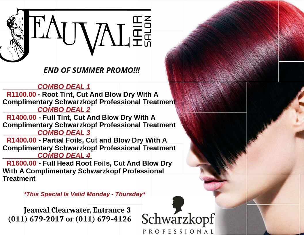 Jeauval End Summer Promo