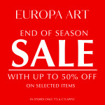Europa Art Shoes promotion
