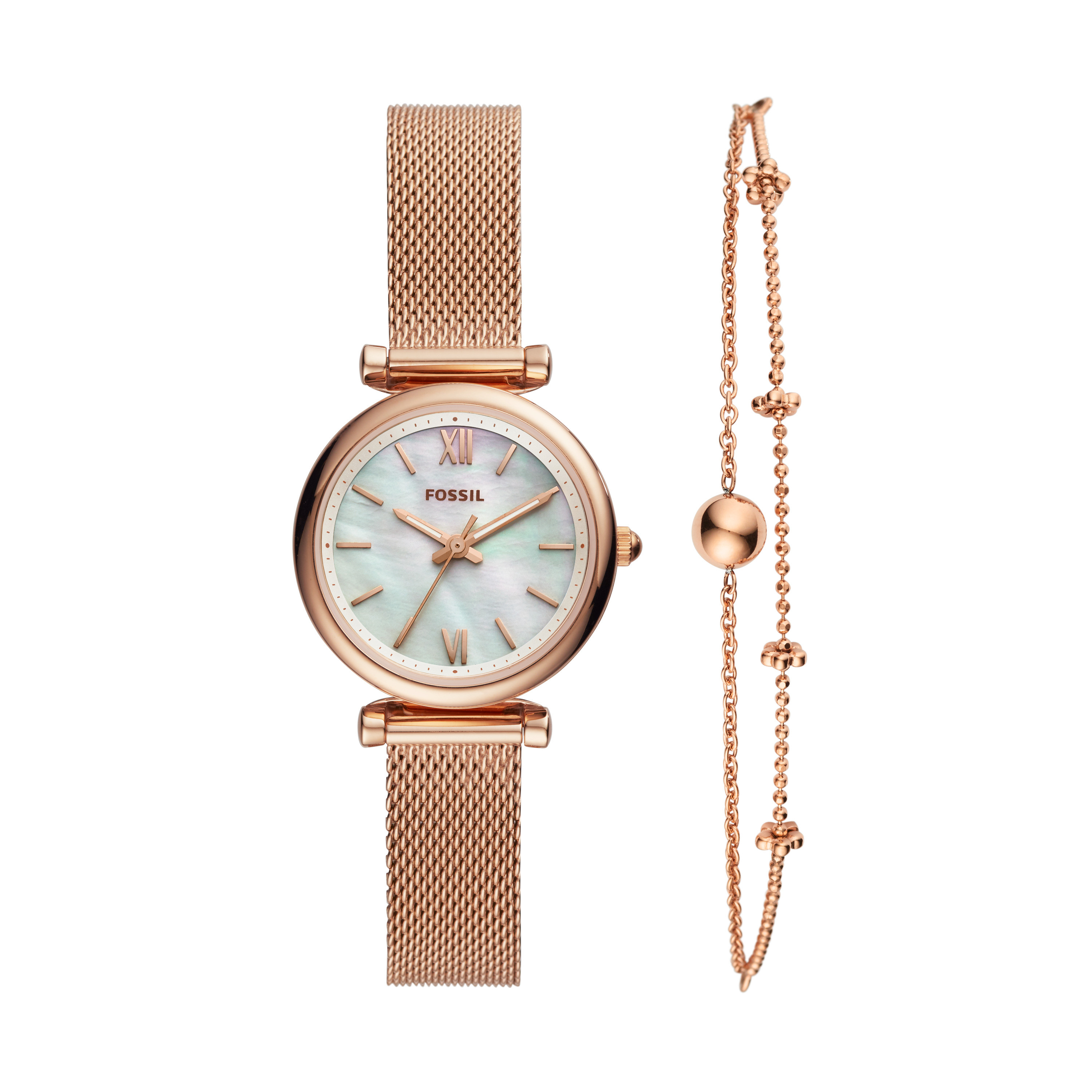 Fossil Ladies Watch And Bracelet