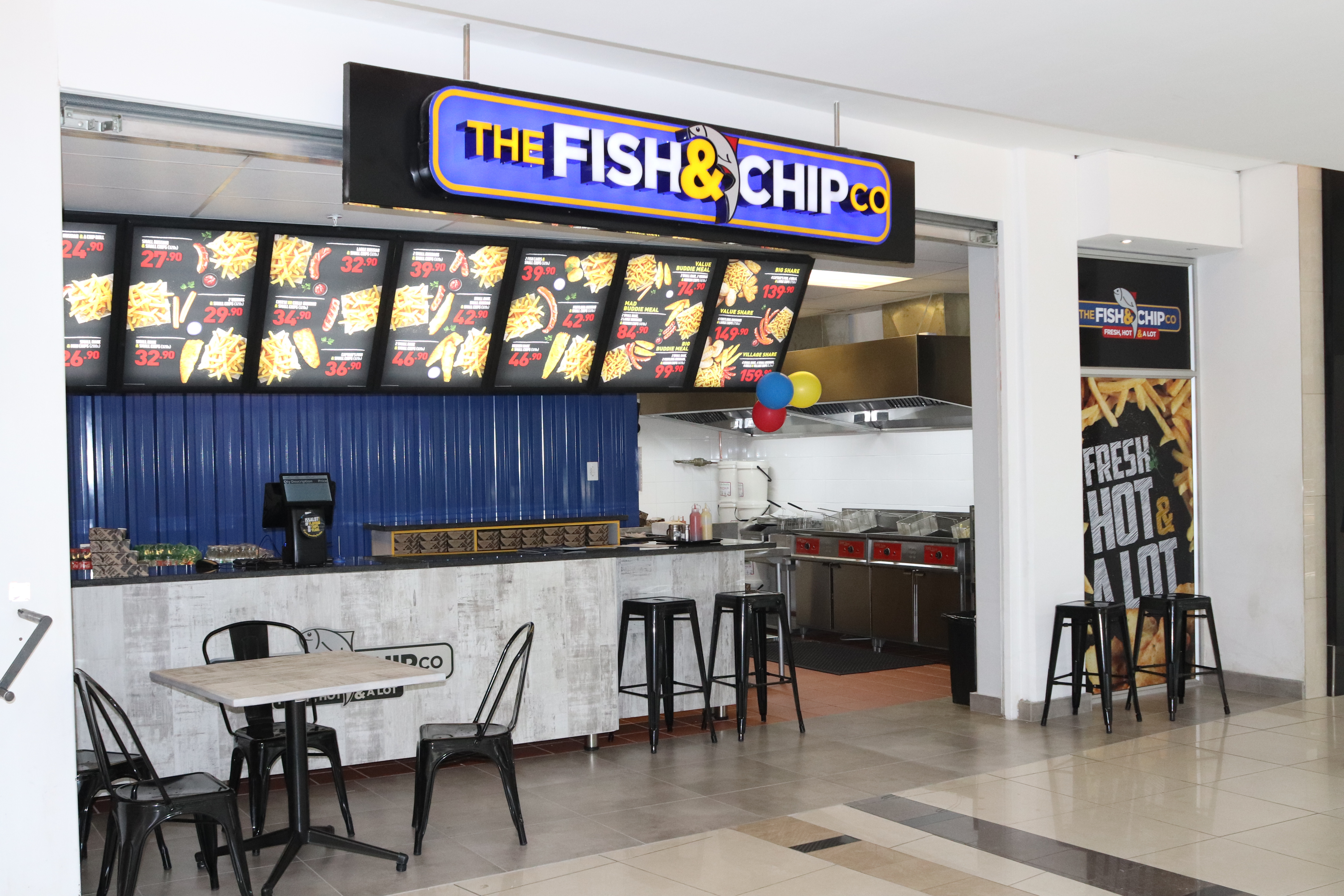 Fish And Chips CO