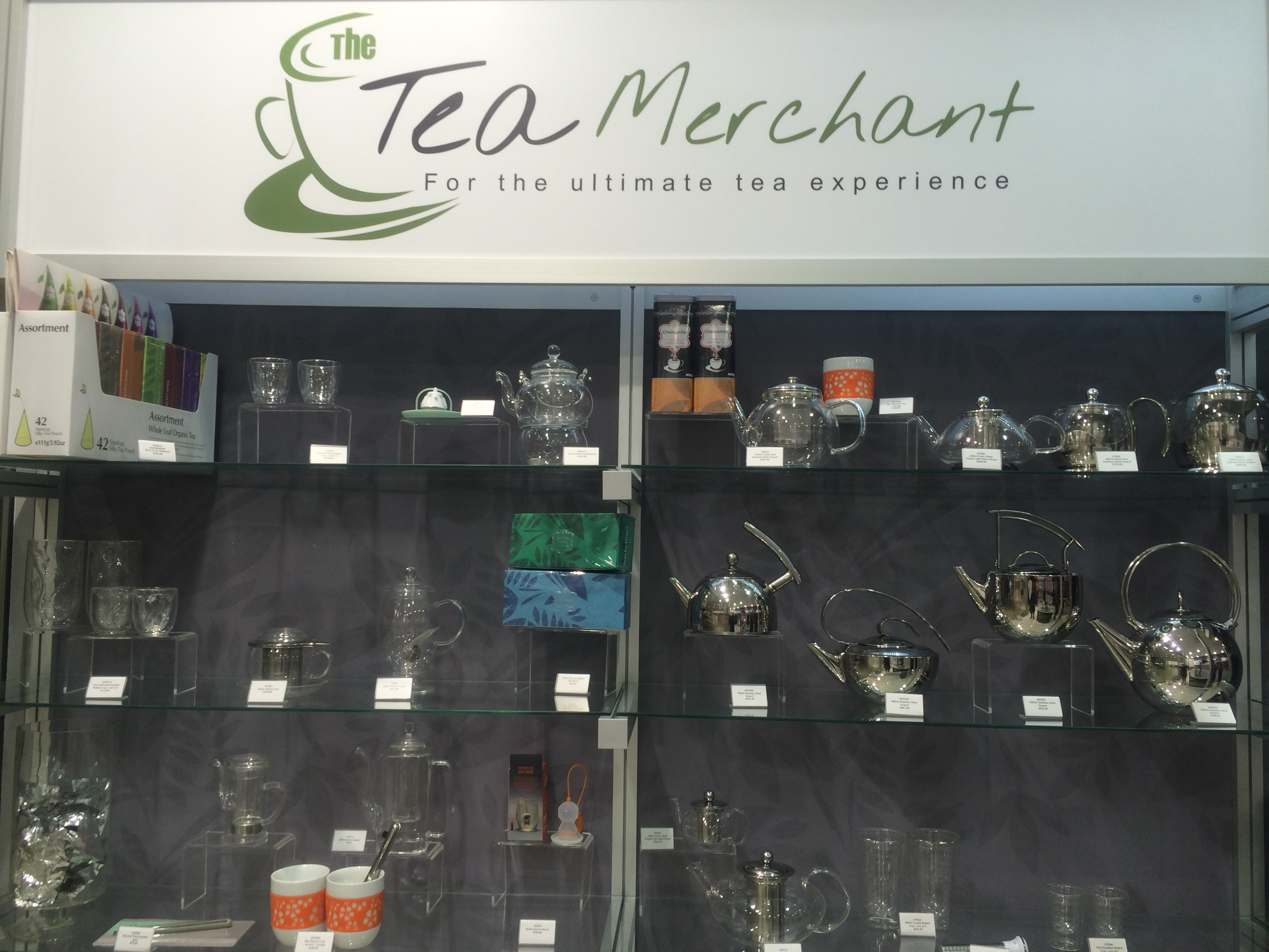 The Tea Merchant