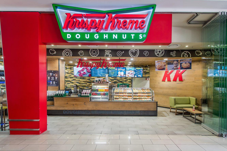 Krispy Kreme (Halaal)