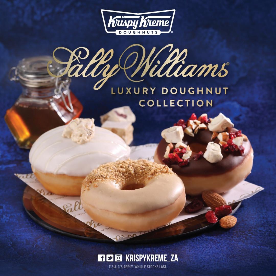 Sally Williams Doughnuts