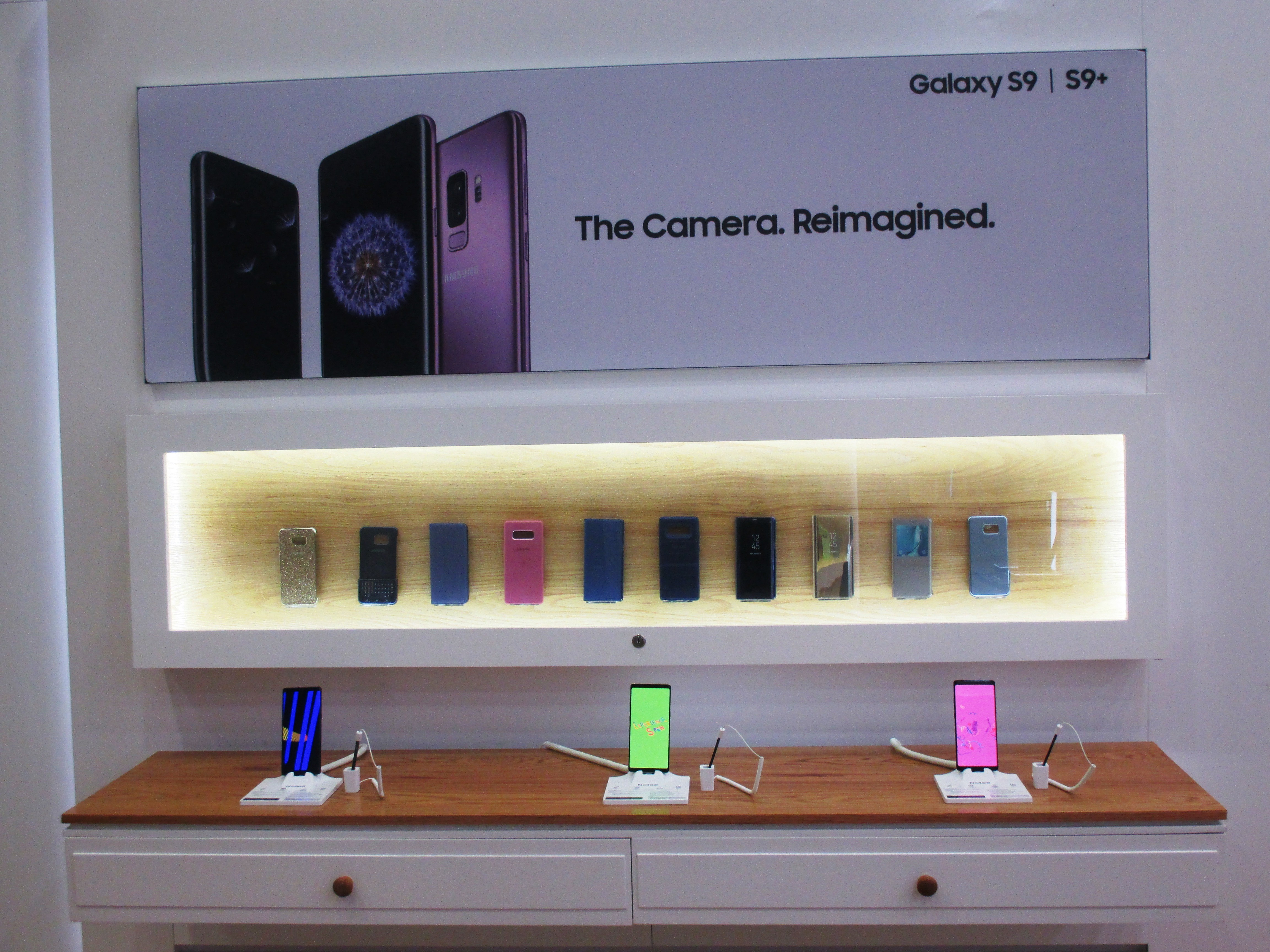 Samsung Galaxy Mobile Store