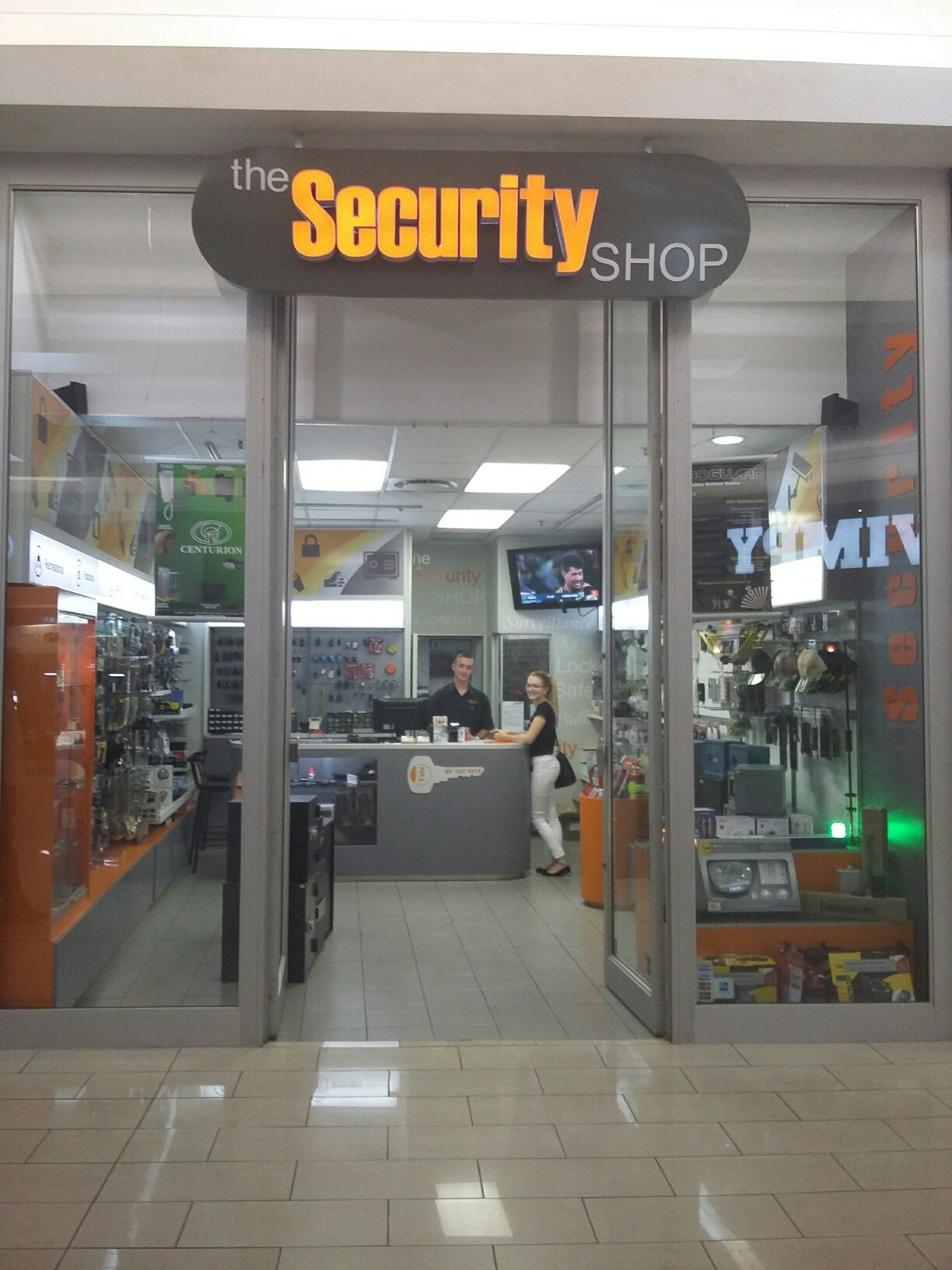 The Security Shop