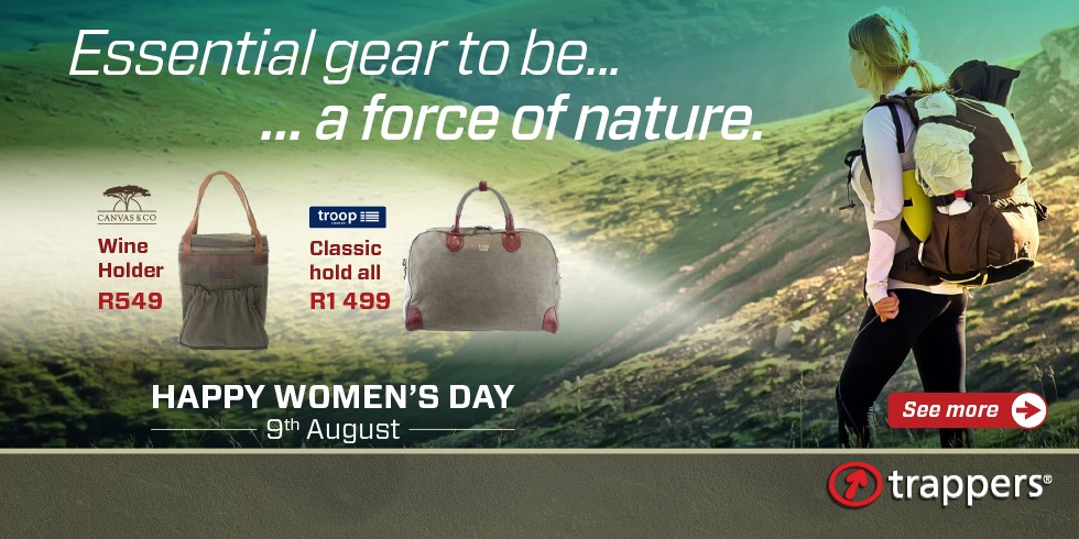 Women's Day at Trappers