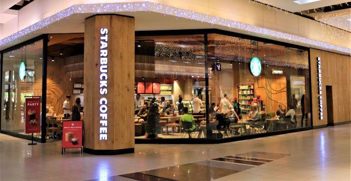 Starbucks Coffee (Not Halaal)