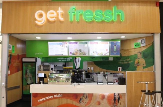 Get Fressh (Not Halaal)