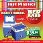 Just Plastics promotion