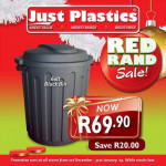 Just Plastics promotion