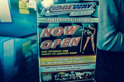 Ridgeway Racebar