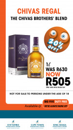 Big Five Duty Free promotion