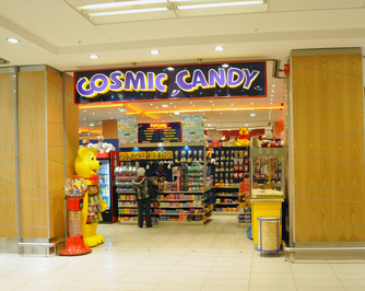 Cosmic Candy