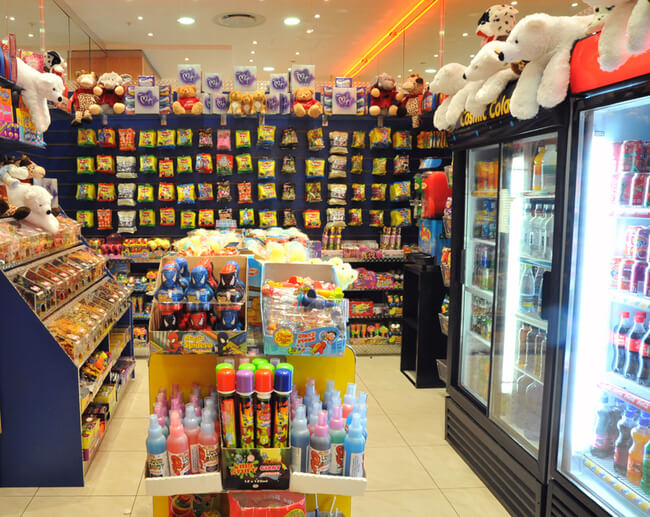 Cosmic Candy | Store Directory | Cape Town International Airport
