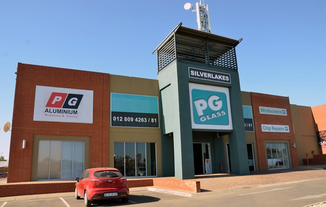 PG Glass  & PG Aluminium