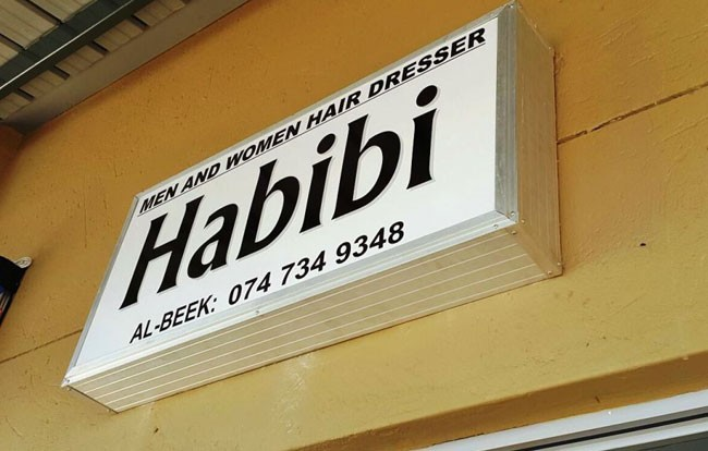Habibi - Men & Women Hair Dresser