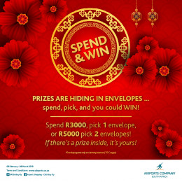 Spend & Win