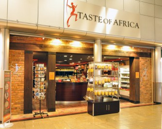 The Taste of Africa (Main Store)