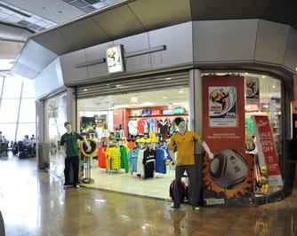 FIFA 2010 Travel Store