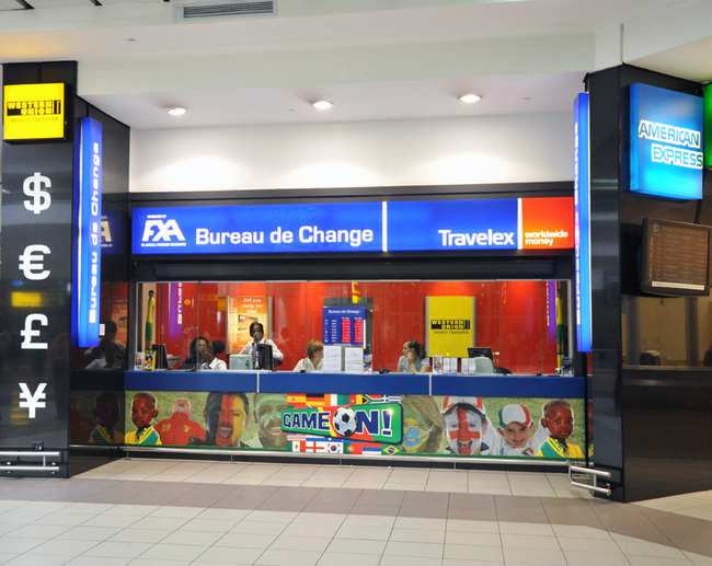 Travelex Retail Foreign exchange | Store Directory | O R
