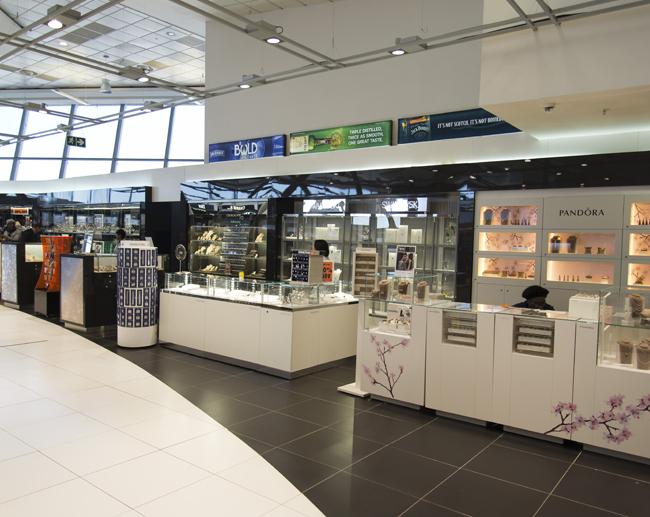 Big Five Duty Free Arrival Shop 1