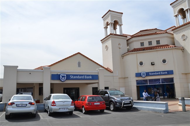 Standard Bank - Branch