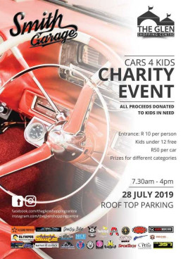 Cars 4 Kids Charity Event